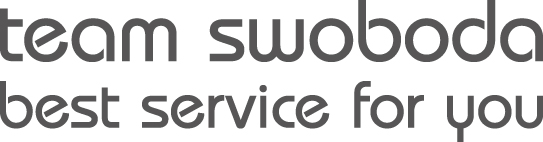 team swoboda - best service for you.